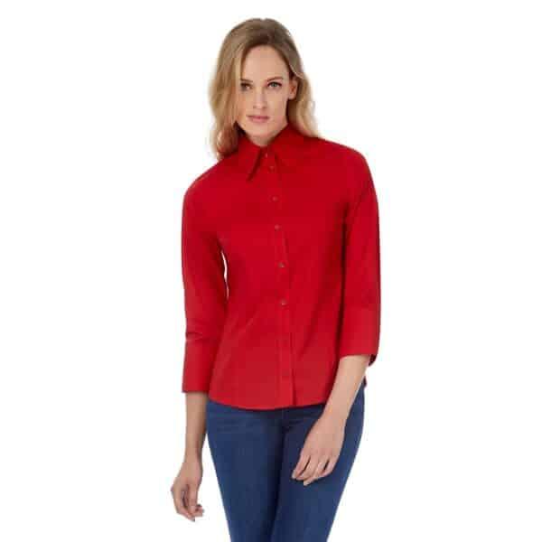 milano-rossa-camicia-donna