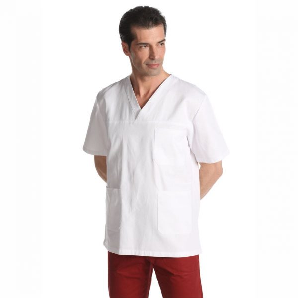jeff-bianco-divisa-studio-medico-infermiere-oss-unisex