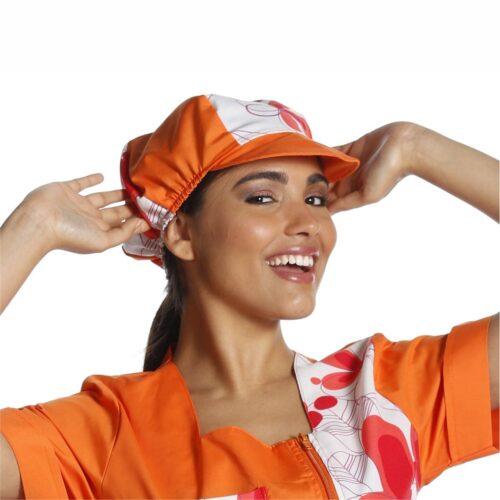 seattle-cappello-arancione-gelateria