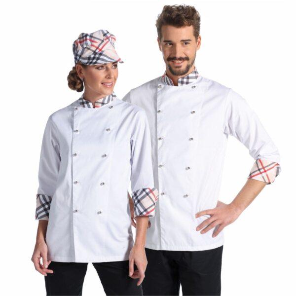 giacca cuoco burberry