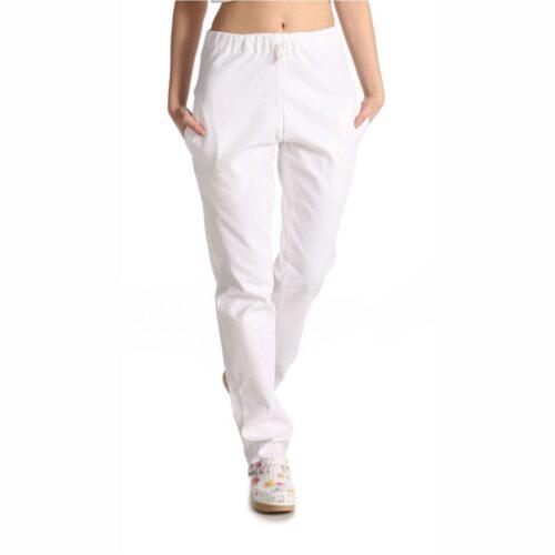 Pantaloni bianchi da infermiere-astra pantaloni da lavoro unisex