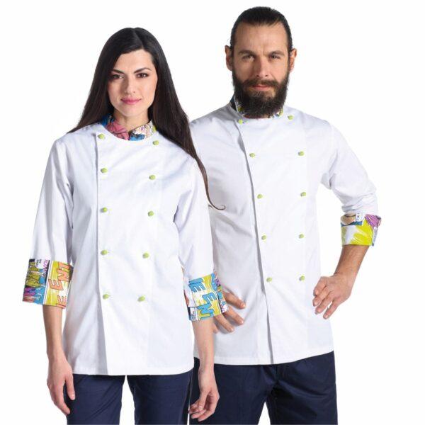giacca gelateria pasticceria