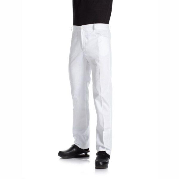 denver-pantaloni-da-lavoro-cotone-bianchi-cucina