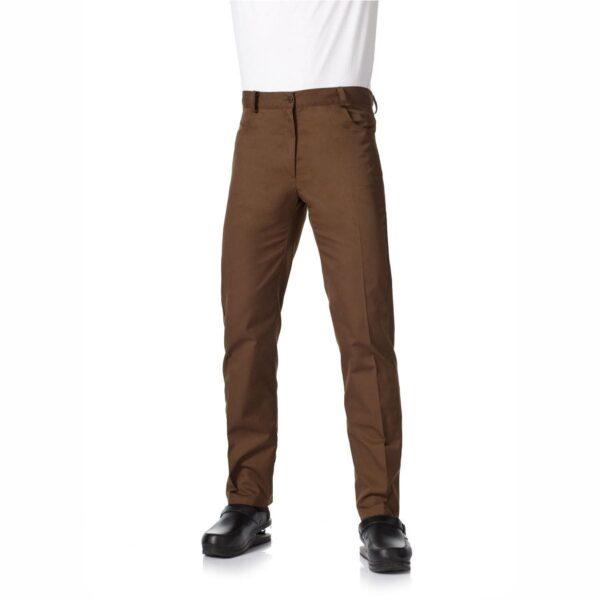 denver-pantaloni-da-lavoro-cotone-cioccolato