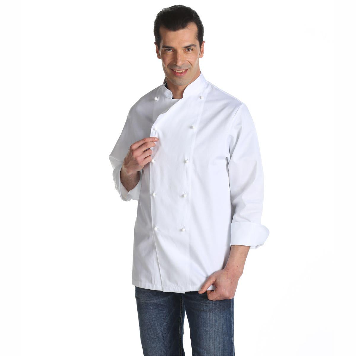 Unisex PREMIER Giacca da Chef Maniche Lunghe