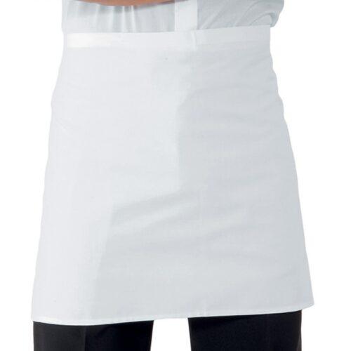 gremgiule-bianco-cotone-pizzaiolo-abiti-da-lavoro-pizzeria-offerta
