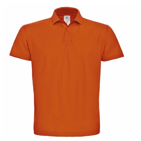 polo associazione arancione