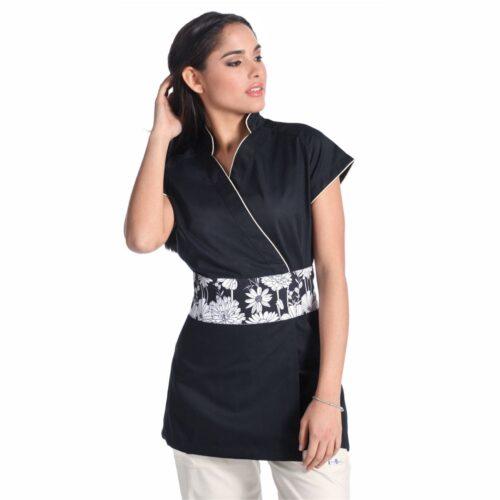 jasmine-nero-kimono-estetica-abiti-da-lavoro-offerta