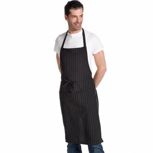 jerry-nero-gessato-grembiule-pettorina-bar-ristorante