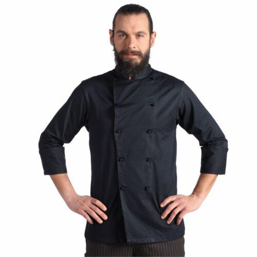 john-nero-giacca-chef-divise-cucina-offerta
