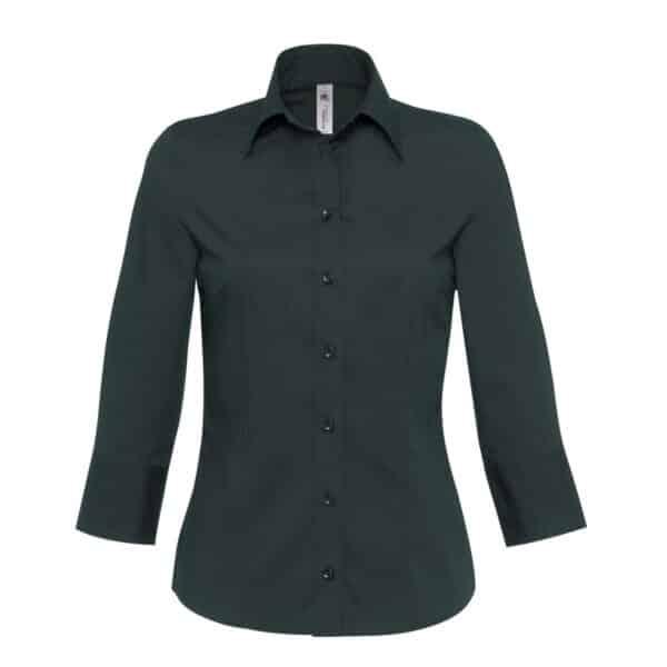 milano-nero-camicia-donna-bar-ristorante-offerta