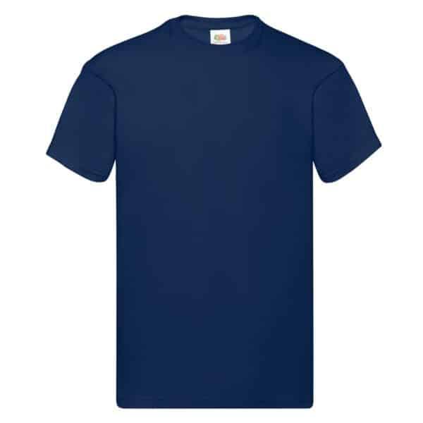 t-shirt proloco blu navy