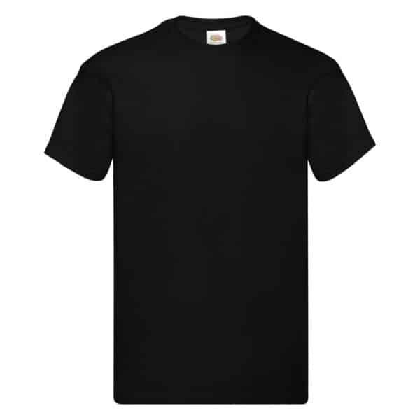t-shirt proloco nero