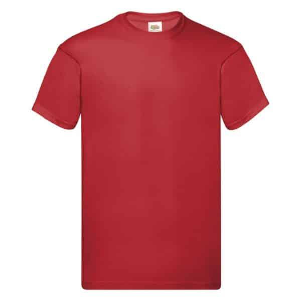 t-shirt proloco rosso