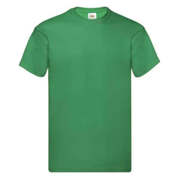 t-shirt proloco verde