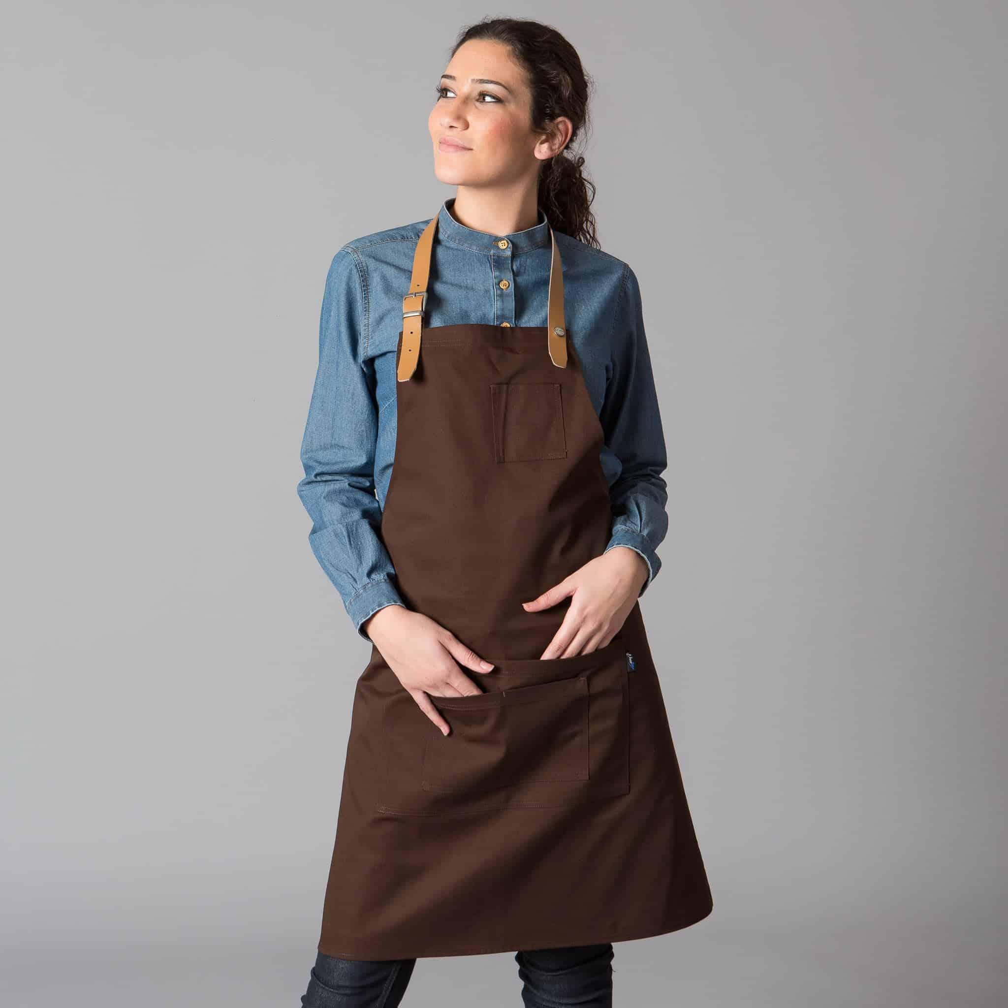 Grembiule Cuoio Da Lavoro West Rose Abbigliamento Professionale Vendita Online