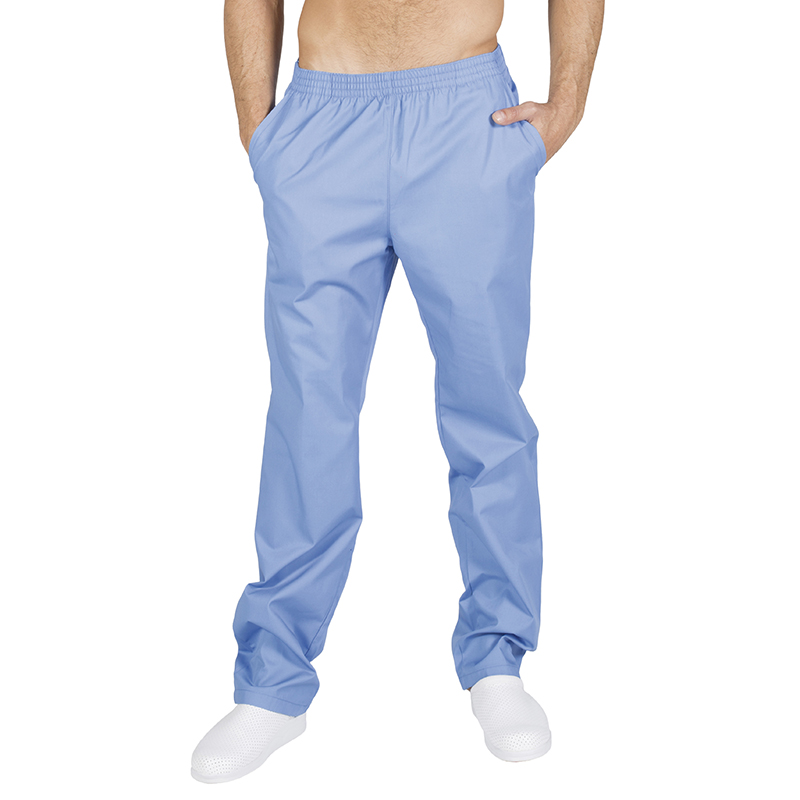 seoul-pantaloni-studio-medico-infermiere-oss-azzurro-unisex