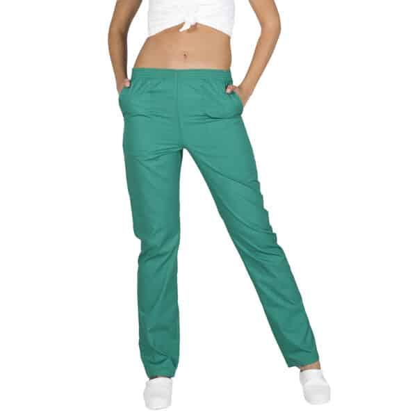 seoul-pantaloni-studio-medico-infermiere-oss-verde-chirurgico-unisex