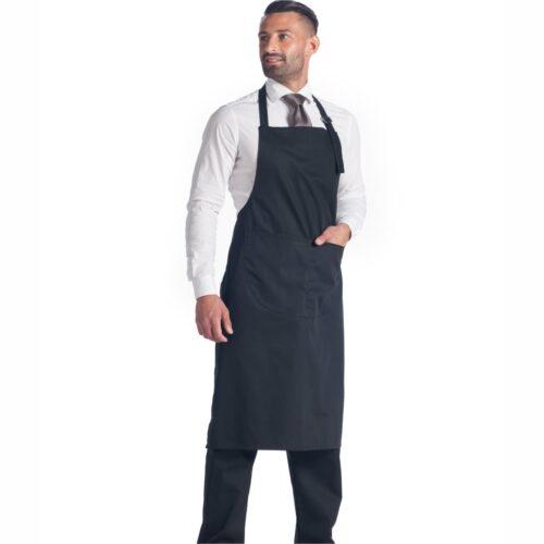 grembiuli bar in offerta-bistrot-grembiule-nero-ristorante-rimini