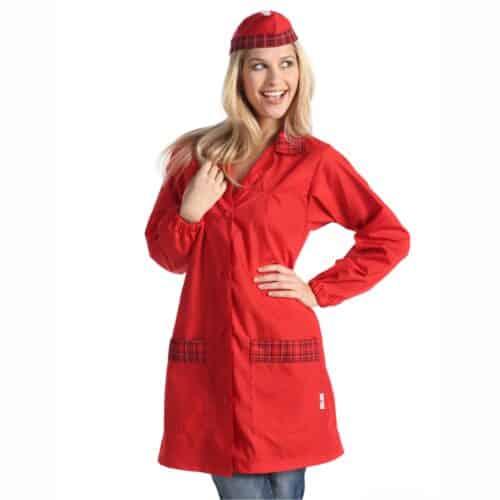 elisa-rosso-camice-macelleria-offerta