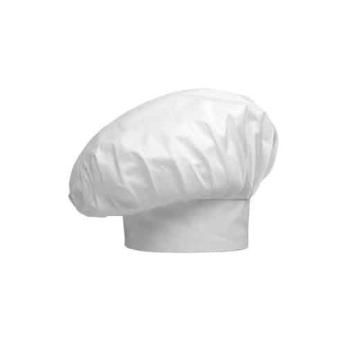 cappello-cuoco-bianco-cotone