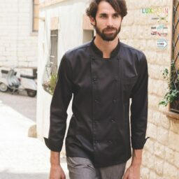 raphael-giacca-chef-cucina-nero-offerta-online-min
