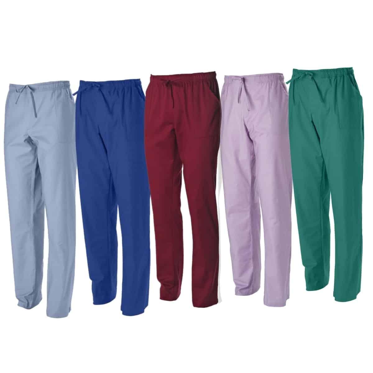Pantaloni sanitari infermieri