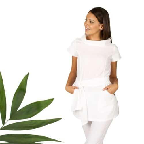 dior-bianca-casacca-estetista-bio-milano-divisa
