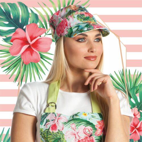boston-cappello-verde-gelateria-donna-flamingo-bio-milano