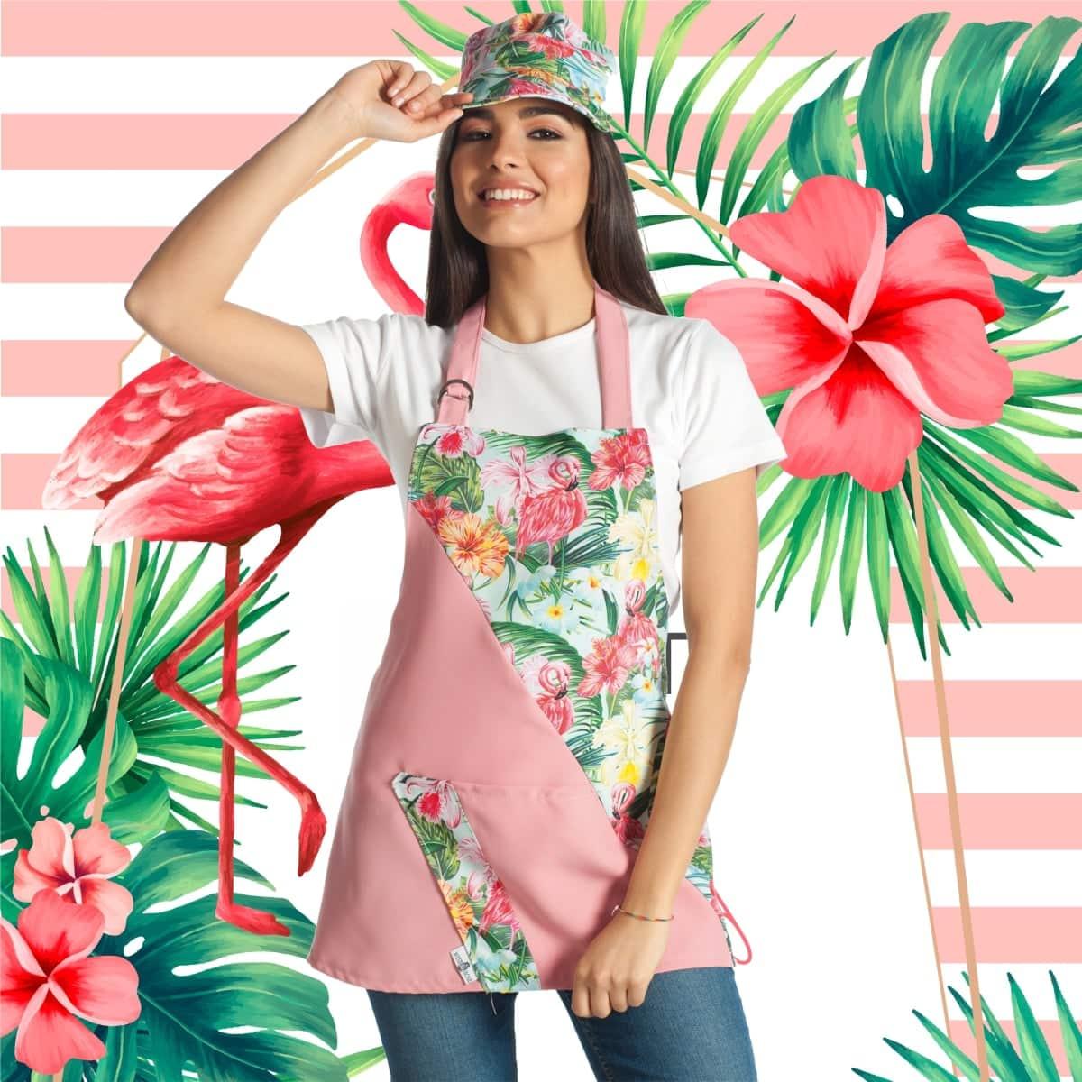 stella-rosa-gelateria-donna-flamingo-bio-milano-grembiuli-bar-e-pasticceria