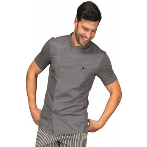 casacca-dentista-franklin-jersey-grigio-superdry-manica-corta-camici-dentisti-personalizzati
