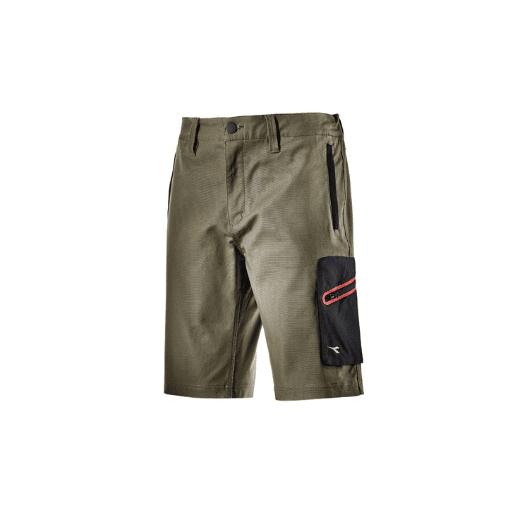 Pantaloncini-da-lavoro-verde-foresta-DIADORA
