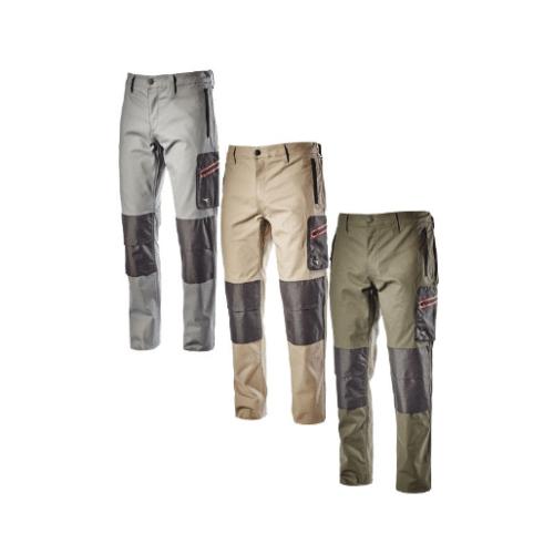 Pantaloni da lavoro DIADORA elasticizzati