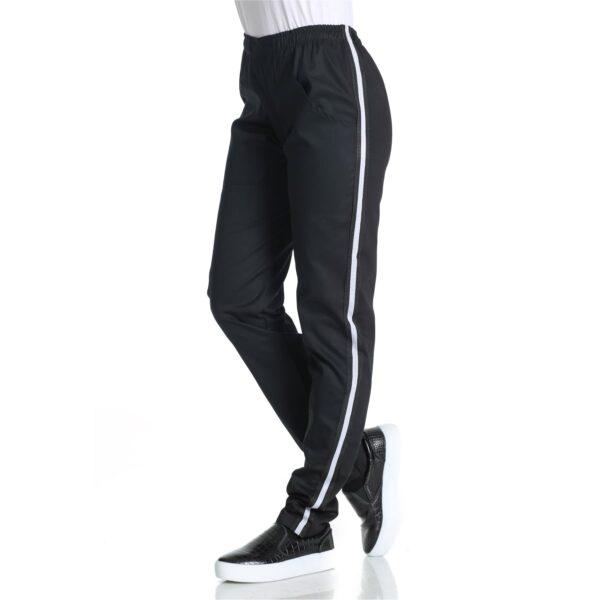 Pantaloni neri estetista