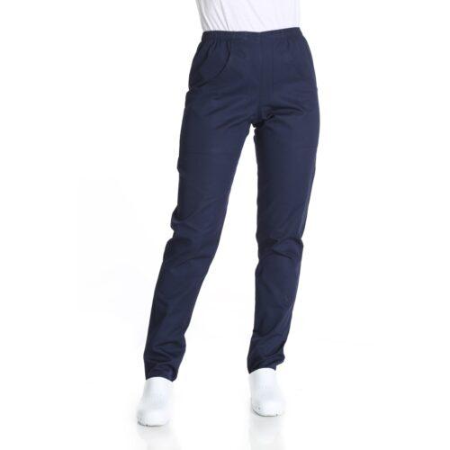 pantaloni sanitari blu