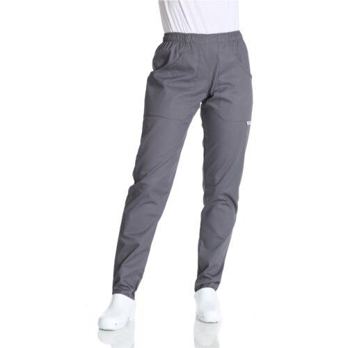 pantaloni da lavoro grigio