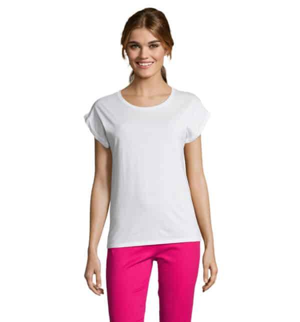 melba-t-shirt-donna-bianca-estetista-nails