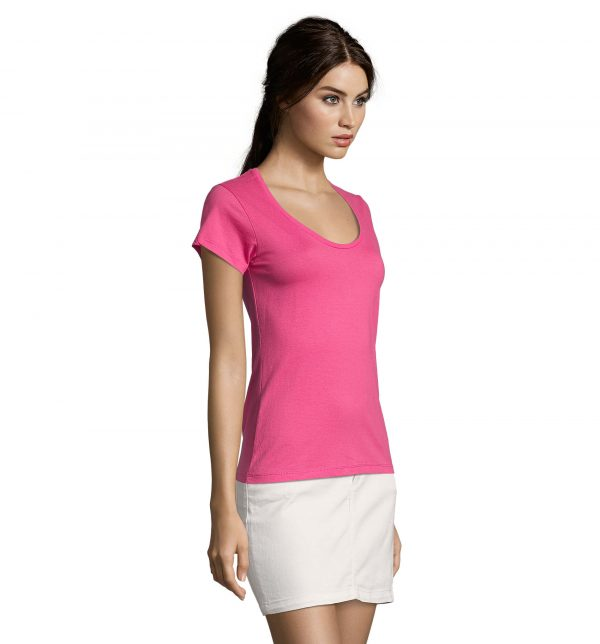metropolitan-t-shirt-donna-fucsia-estetista-nails-part