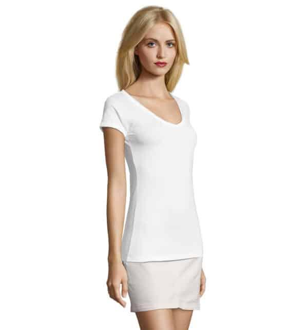 mild-t-shirt-lunga-donna-bianca-parrucchiera-part