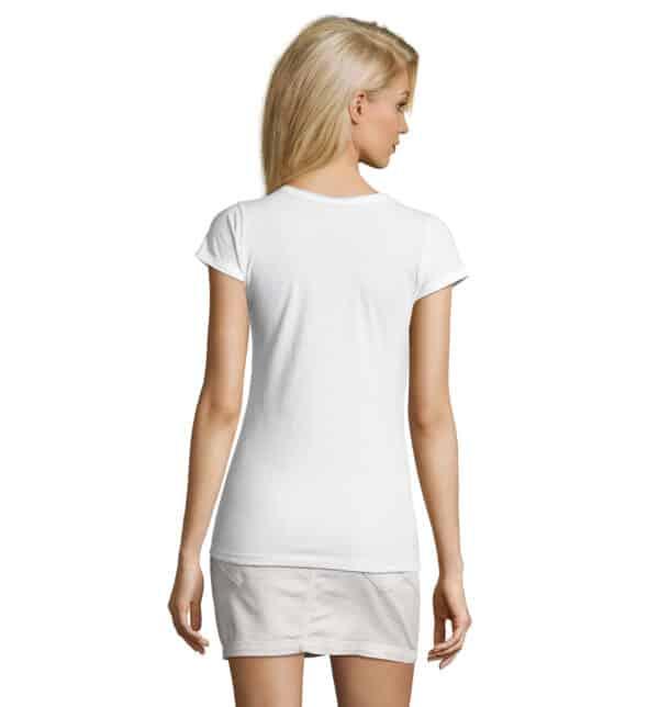 mild-t-shirt-lunga-donna-bianca-parrucchiera-retro