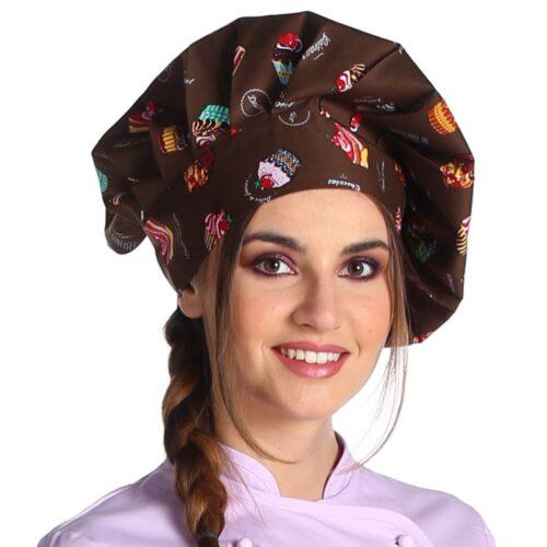 Cappello cucina pasticceria