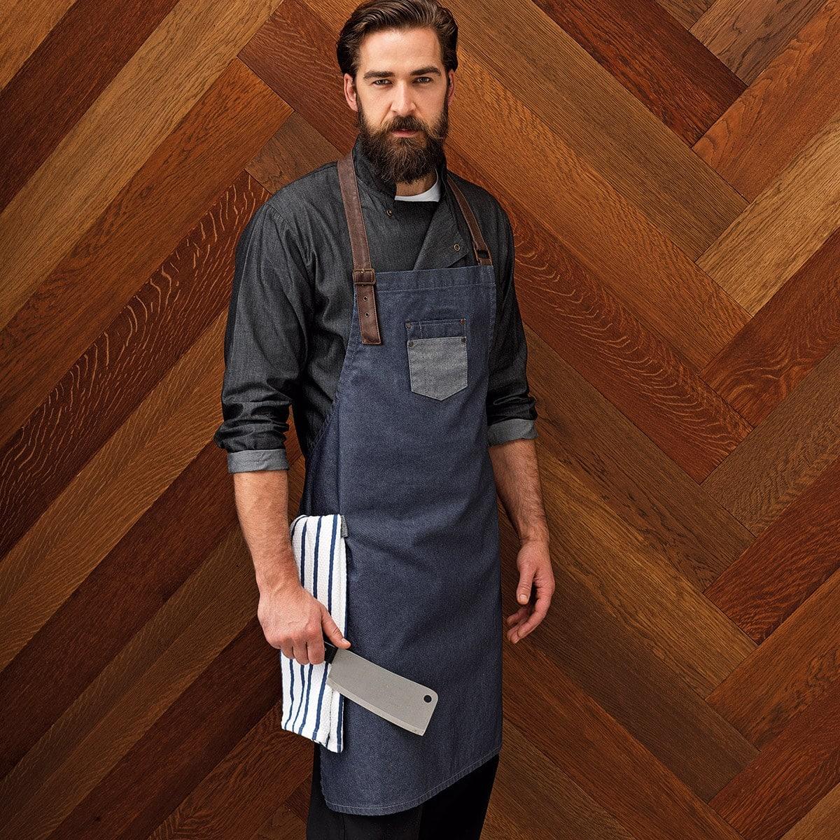 Abbigliamento da lavoro macelleria-PR13604-grembiuli-jeans-vintage-schiena-incrocio-macelleria-min.