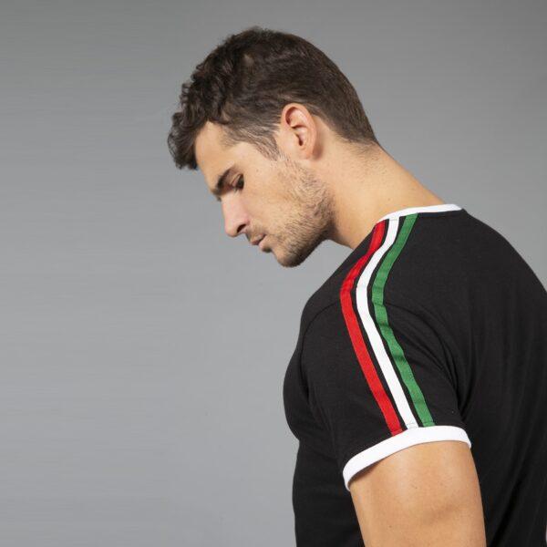 t shirt tricolore