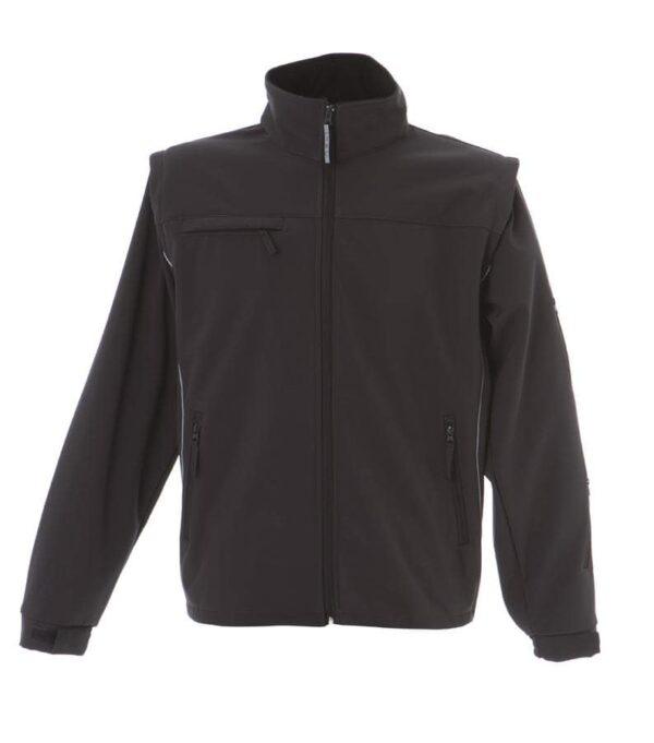 new-saint-moritz-antracite-giacca-da-lavoro-smanicabilesoft-shell