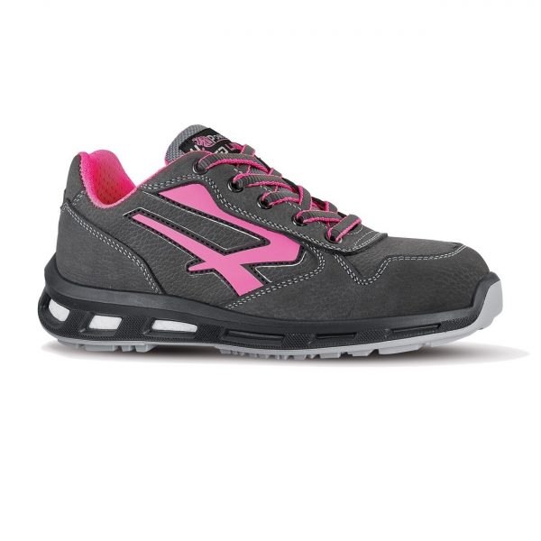 Calzature donna officina u-power-strose-scarpe-upower-donna-candy-redlion