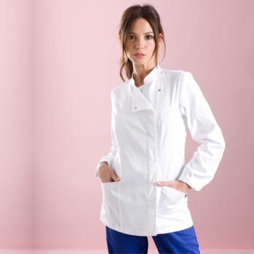 Abbigliamento professionale sanitario-adnama-bianco-dentist-clothing-white