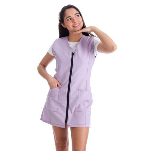 negozio abiti da lavoro-beatrice-lilla-camice-estetista