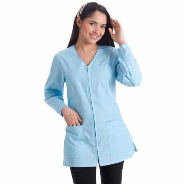 cinzia-azzurro-camice-gelateria