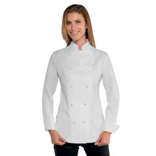 Giacca Lady chef Elasticizzata