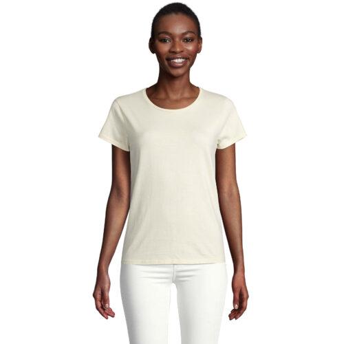 t-shirt donna cotone biologico